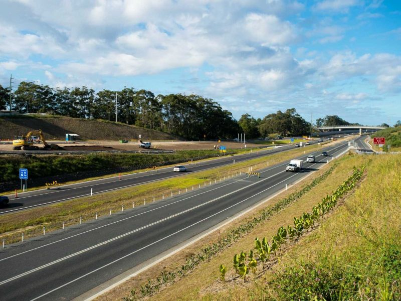 LFHJV S2W Pacific Highway Upgrade